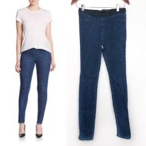 Zadig & Voltaire Deluxe Pharly Bleu Jeans XS